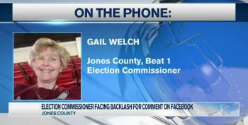 Mississippi Election Commissioner Facing Backlash For Comment On Social Media