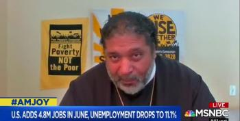 Bishop William Barber Calls For 'Third Reconstruction' To Alleviate Poverty