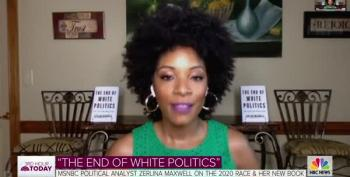 Zerlina Maxwell Talks About 'The End Of White Politics'