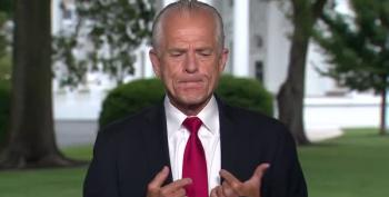 Peter Navarro Doesn't See Racism Because He Drank From A 'Colored-Only' Water Fountain Once