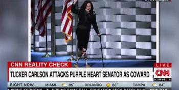 John Avlon Slams Tucker Carlson's Attacks On Sen. Tammy Duckworth
