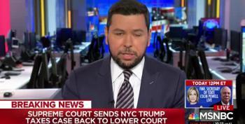 Pete Williams Discusses SCOTUS Trump Tax Decisions