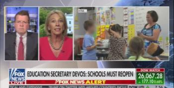 Neil Cavuto Challenges Betsy DeVos On COVID And Schools