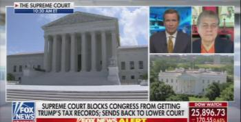 Judge Napolitano: Trump 'Lost Both Cases' In The Supreme Court Over His Tax Returns