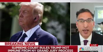 Neal Katyal: No, People, SCOTUS Rulings Are Not A 'Mixed Bag' For Trump