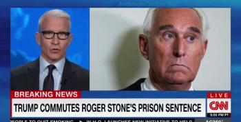 Roger Stone's Sentence Commuted By Trump