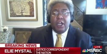 Elie Mystal: 'The Law Is Coming For Donald Trump'