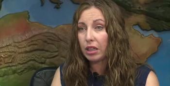 Jillian Wuestenberg — AKA 'Chipotle Karen' — Cries White Lady Tears