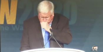 Grothman's Coughing Spell At WI Republican State Convention