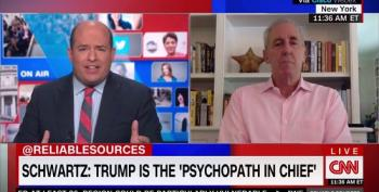 CNN's Brian Stelter Still Wants To Give Trump Benefit Of A Doubt On Complete Lack Of Empathy