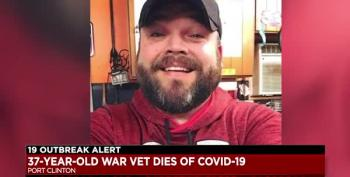 Ohio Man Dies Of COVID-19 After Saying Masks Were Hype