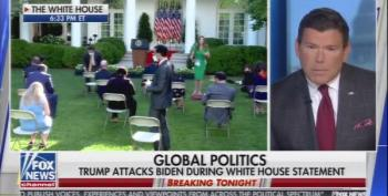 Bret Baier Acknowledges 'If Obama Did It, GOP Would Flip'