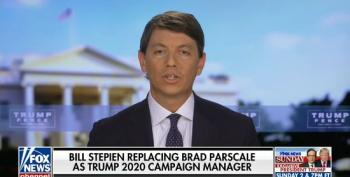 Hogan Gidley Insists Brad Parscale Wasn't Demoted