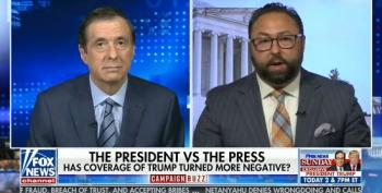 Trump 2020 Adviser Jason Miller Claims Trump's Bad Poll Numbers Are Liberal Media Plot To Drive Down Turnout