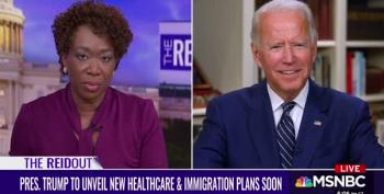 Joe Biden Drags Trump For His 'Do-Nothing' Surrender To COVID-19