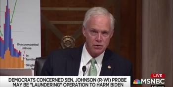 Homeland Security Chair Ron Johnson Is Passing Off Fake Russian Info As Intelligence