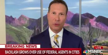 Frank Figliuzzi Has Professional Advice For Trump's Stormtroopers