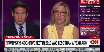 John Berman: Trump Thinks Passing Cognitive Test Should Win Him Admission Into MENSA