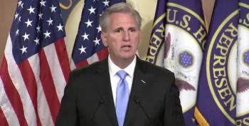 Kevin McCarthy Cites A Man's Inspiring Success Story When Asked If The GOP Has A Problem With Women