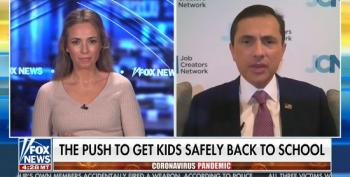 Fox Hosts AstroTurf 'Job Creators Network' CEO To Push For School Reopening