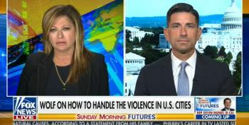 Maria Bartiromo To Acting DHS Head: 'Why Can't You Just Arrest The Leadership In Portland?'