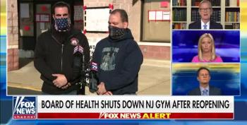 Gym Owners Arrested In New Jersey For Defying Coronavirus Orders