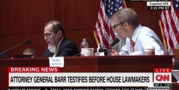 Rep. Nadler Smacks Down Jim Jordan During Barr Hearing