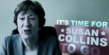It's Time For Susan Collins To Go