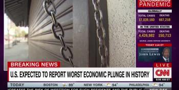 Worst Economy Ever, Thanks To Trump