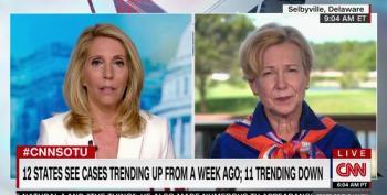 CNN's Dana Bash Pushes Dr. Birx On U.S. Failure On Coronavirus Pandemic