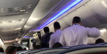 Delta Passenger Booted From Flight