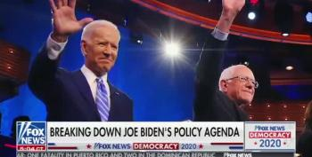 Fox And Friends:  Electing Biden Is Just Like Electing Bernie Sanders