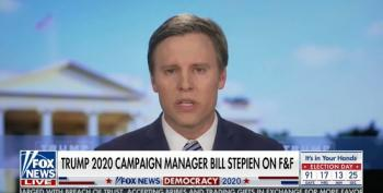 Bill Stepien: This Campaign Is Going To Try To Match Trump's Work Ethic