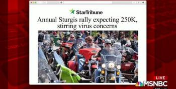 Annual Sturgis Rally Is On Despite Coronavirus Concerns