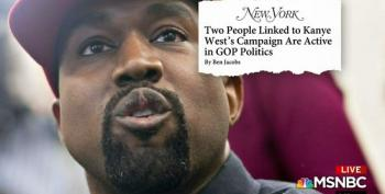 Republicans  Help Kanye West Get On The Presidential Ballot