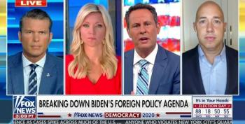 Fox Tries To Paint Biden As Having Dementia For Stuttering During China Comments