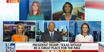 Fox Ignores NRA Corruption And Calls It A Boost For Trump's Reelection Chances