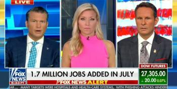 Fox Blames Governors And Lockdowns For Business Uncertainty
