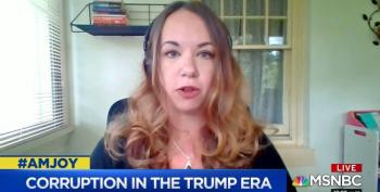 Sarah Kendzior: 'Trump Does Not Care If He Gets Caught... He Cares If He Is Punished'