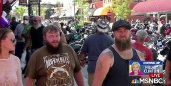 Sturgis Rally Has Potential To Become Super-Spreader Event