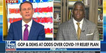 Brian Kilmeade Admits Republicans Are NEVER Going To Vote For More Covid Aid