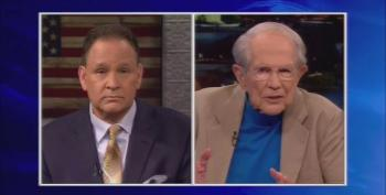 Noted 'Who Is Really Black' Expert Pat Robertson Questions Kamala Harris's Blackness