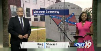 Groups Protest For And Against The Removal Of Confederate Flag And Monument