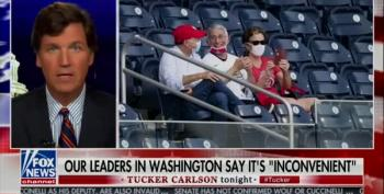Tucker Carlson Calls Dr. Fauci Just Another 'Oily Politician' — Using 4-Month Old Video As Proof