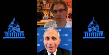 Dr. Fauci Dismisses Criticisms From Tucker Carlson But Says Carlson Inspires 'The Crazies'