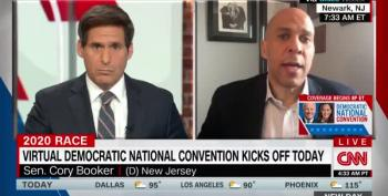The Democratic National Convention Will Be A Success, Booker Predicts