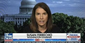 Susan Ferrechio: The Media 'Baited' Trump On Harris Birther Remarks