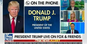 Trump: Everyone Should Listen To Laura Ingraham Who Said There Was Nothing Wrong With Charlottesville  Remarks