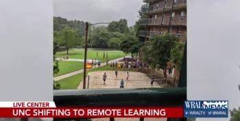 UNC-Chapel Hill Moving All Undergraduate Classes Online
