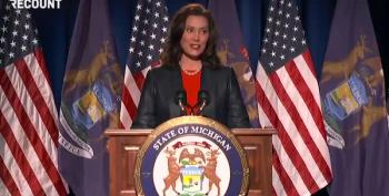 Gretchen Whitmer: It's Shark Week, (Motherf*ckers)